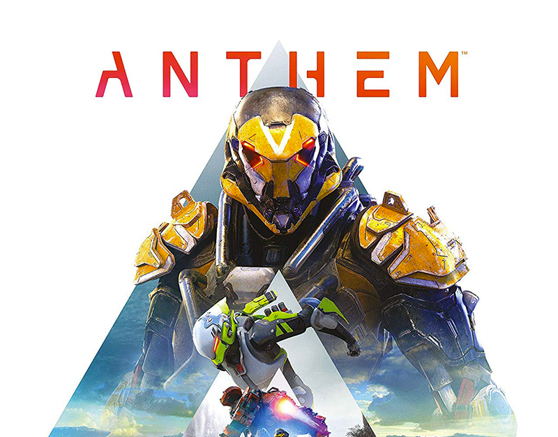 Anthem (Xbox One), Games Boss Fights, gamesbossfights.com