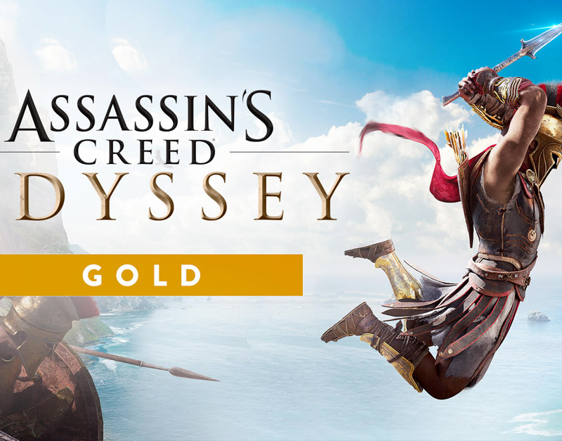 Assassin's Creed Odyssey - Gold Edition (Xbox One), Games Boss Fights, gamesbossfights.com
