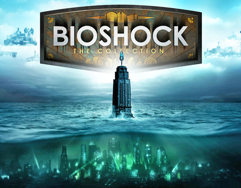 BioShock: The Collection (Xbox One), Games Boss Fights, gamesbossfights.com