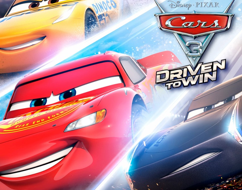 Cars 3: Driven to Win (Xbox One), Games Boss Fights, gamesbossfights.com