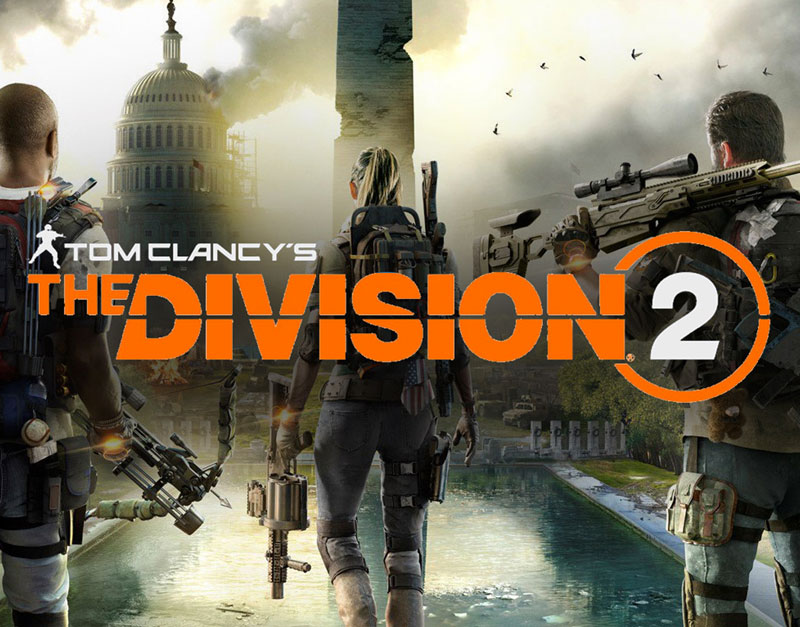 Tom Clancy's The Division 2 (Xbox One EU), Games Boss Fights, gamesbossfights.com