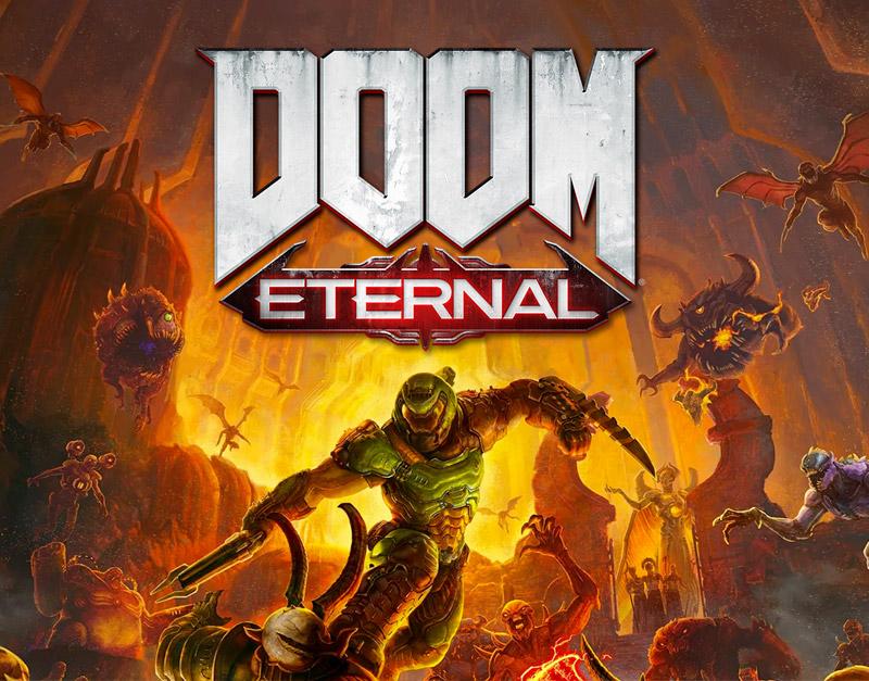 DOOM Eternal Standard Edition (Xbox One), Games Boss Fights, gamesbossfights.com