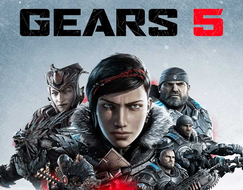 Gears 5 (Xbox One), Games Boss Fights, gamesbossfights.com