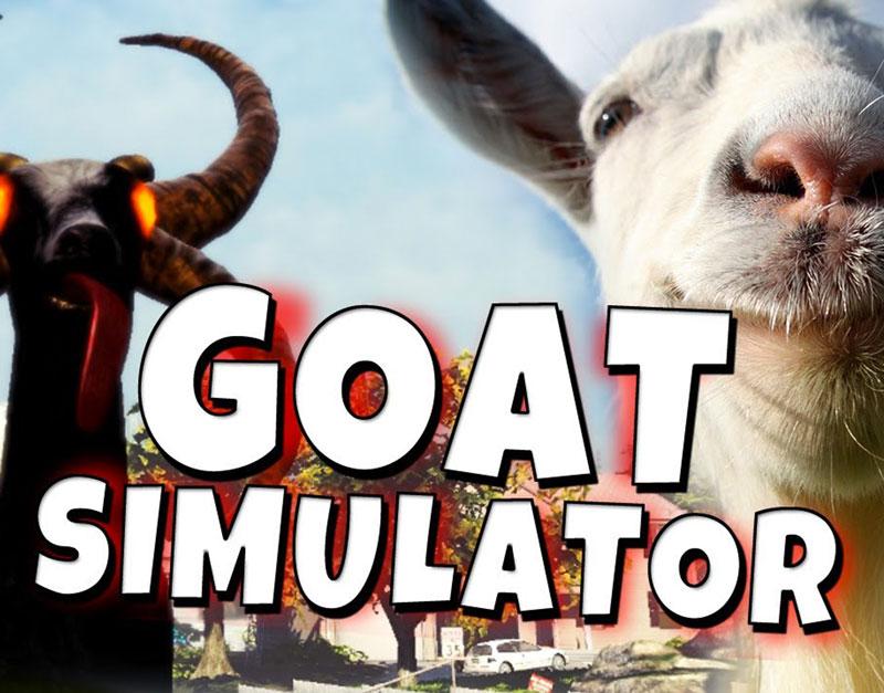 Goat Simulator (Xbox One), Games Boss Fights, gamesbossfights.com
