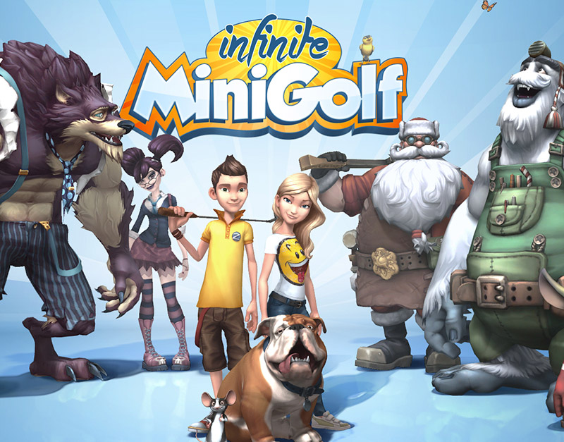 Infinite Minigolf (Xbox One), Games Boss Fights, gamesbossfights.com