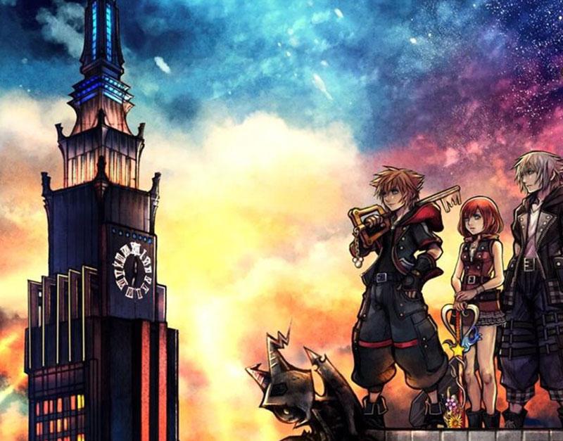 Kingdom Hearts 3 (Xbox One), Games Boss Fights, gamesbossfights.com