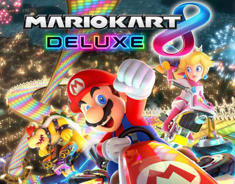 Mario Kart 8 Deluxe (Nintendo), Games Boss Fights, gamesbossfights.com