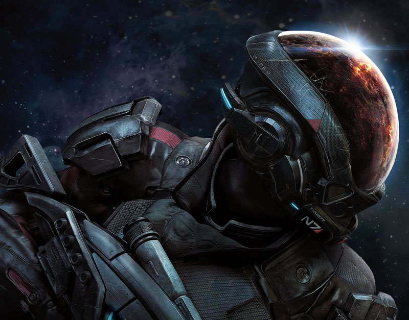Mass Effect Andromeda - Standard Recruit Edition (Xbox One), Games Boss Fights, gamesbossfights.com