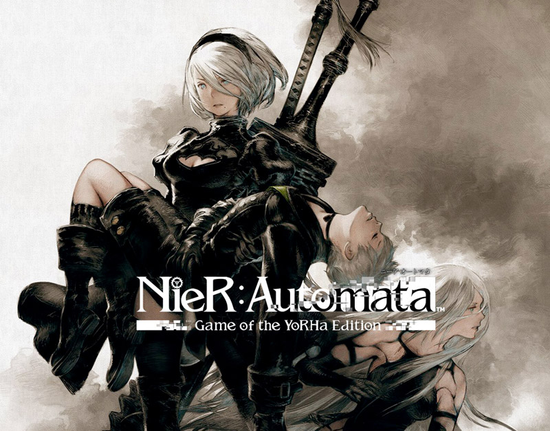 NieR:Automata Become As Gods Edition (Xbox One), Games Boss Fights, gamesbossfights.com