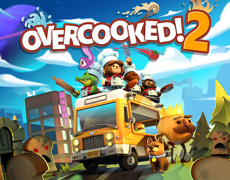 Overcooked! 2 (Nintendo), Games Boss Fights, gamesbossfights.com