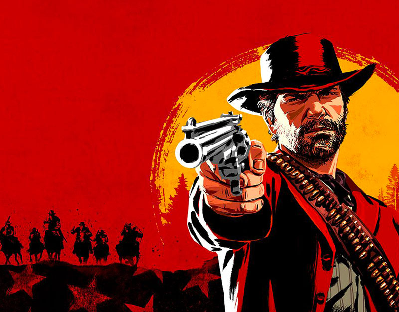 Red Dead Redemption 2 (Xbox One), Games Boss Fights, gamesbossfights.com