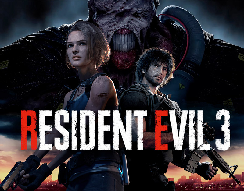 Resident Evil 3 (Xbox One), Games Boss Fights, gamesbossfights.com
