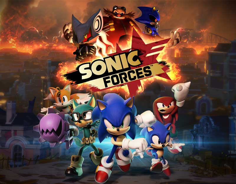 SONIC FORCES™ Digital Standard Edition (Xbox Game EU), Games Boss Fights, gamesbossfights.com