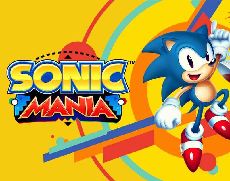 Sonic Mania (Xbox Game EU), Games Boss Fights, gamesbossfights.com