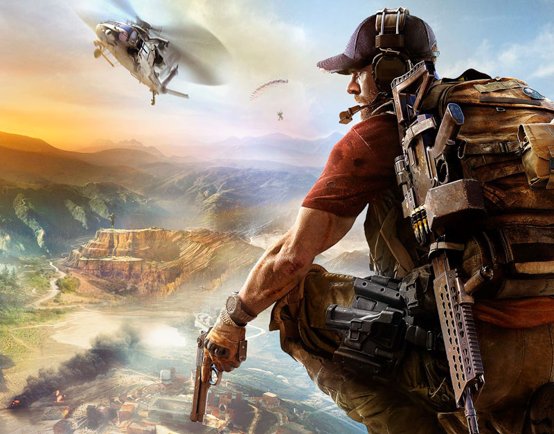 Tom Clancy's Ghost Recon Wildlands - Deluxe Edition (Xbox One), Games Boss Fights, gamesbossfights.com