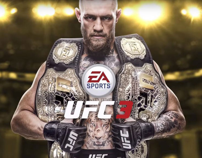 UFC 3 - Deluxe Edition (Xbox One), Games Boss Fights, gamesbossfights.com